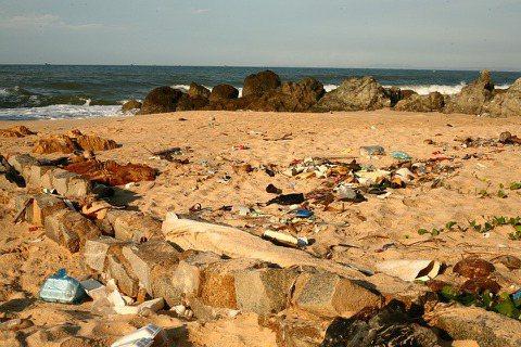 海洋垃圾在全球各海洋區域的累積,有百倍到千倍的差異,其源頭來自沿岸與大洋的海洋垃...