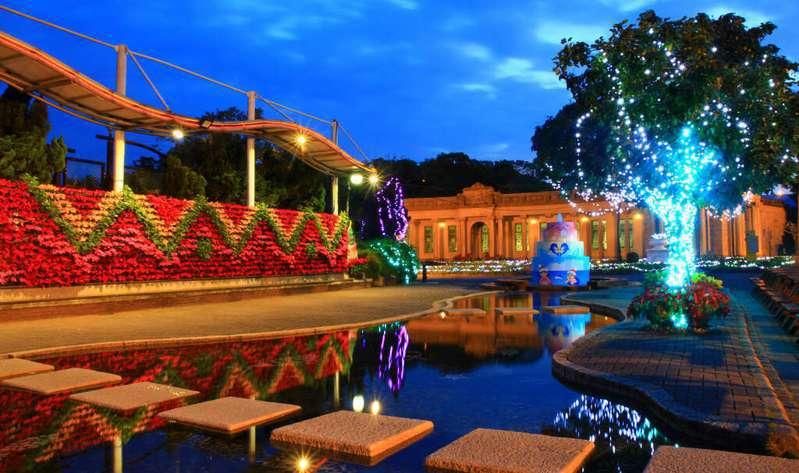 「2020公館聖誕季」開放11/28開幕當日、12/19耶誕晚會「免費入園」。圖/臺北旅遊網