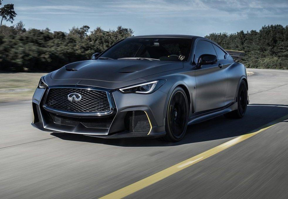 QX55車頭完全是取材於Q60 Project Black S Concept。...