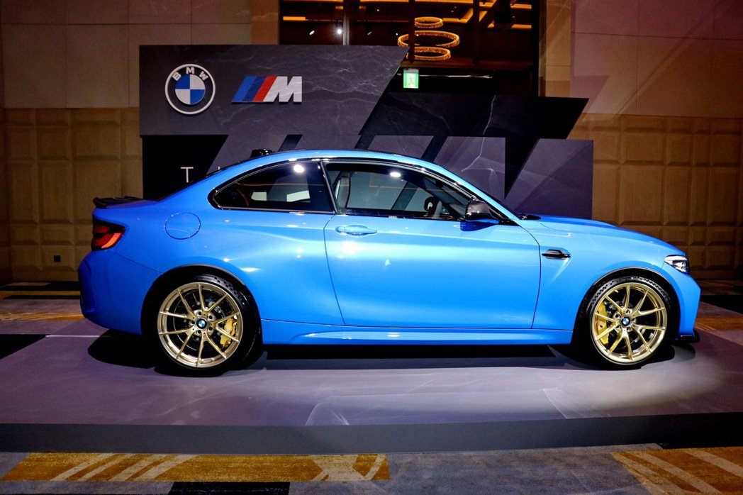 BMW M2 CS標準配備米其林PILOT SPORT CUP 2賽道專用跑胎。...