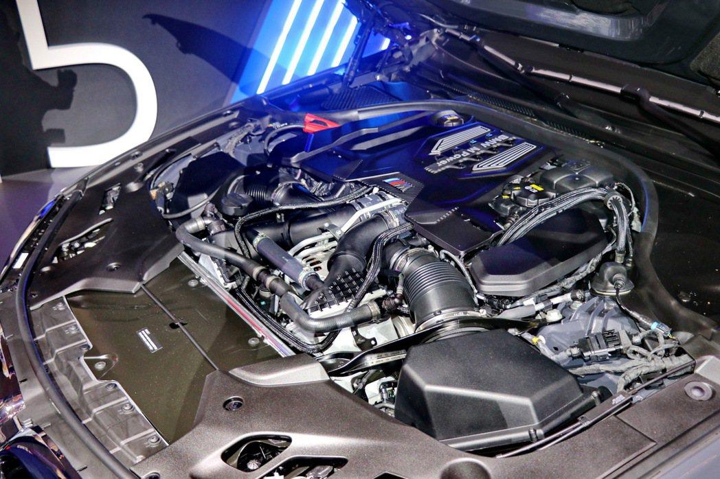 全新BMW M5搭載M TwinPower Turbo S63 4.4升V型8汽...