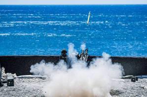 李喜明、李艾睿/整體防衛構想說明:台灣國防如何運用不對稱作戰?