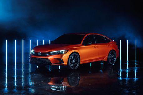 台灣有機會導入?11代Honda Civic Prototype正式登場!