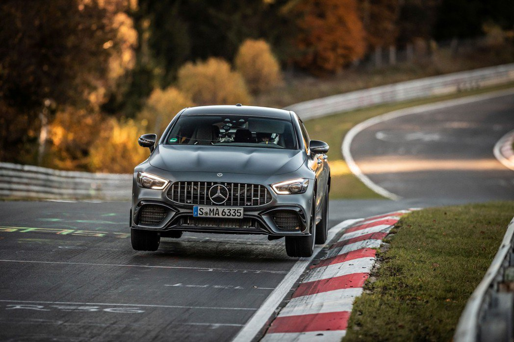 Mercedes-AMG GT 63 S 4MATIC+在台售價為1,125萬元...