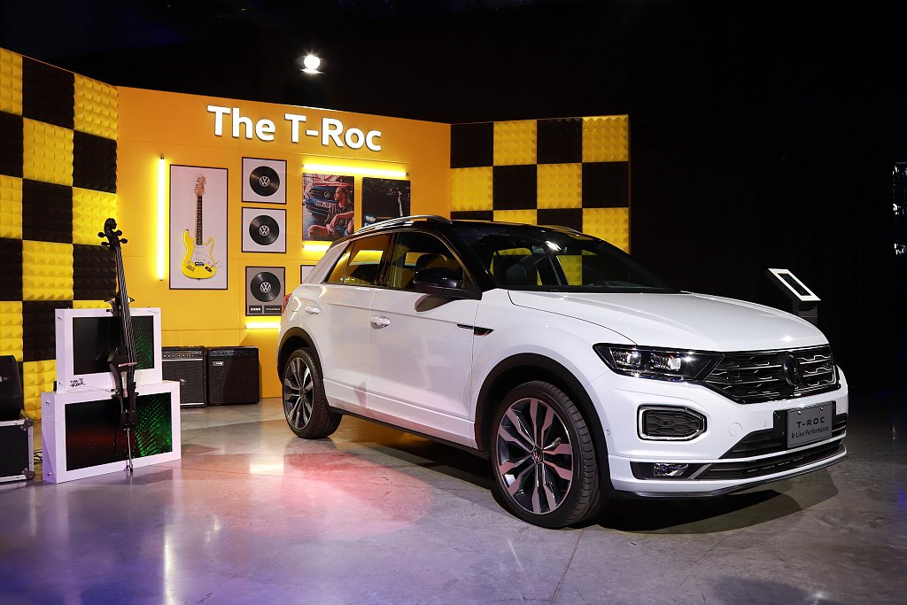 福斯T-Roc 330 TSI R-Line Performance車型特別搭載...