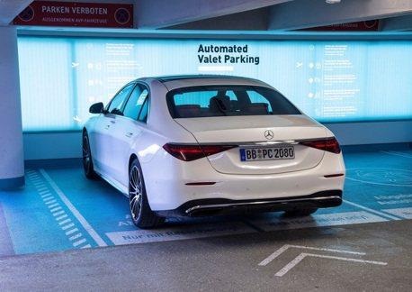 Mercedes-Benz將退出 有如軍備競賽般的自動駕駛發展?