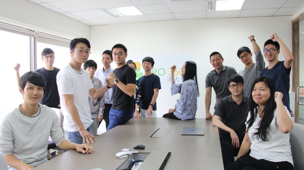 PRO360達人網一群年輕、有創意的團隊。業者/提供