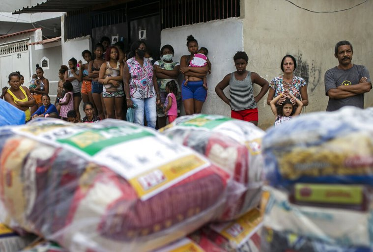 巴西新冠肺炎疫情回溫,聖保羅州新感染病例較兩週前新增59%,成長率為6月3日以來...