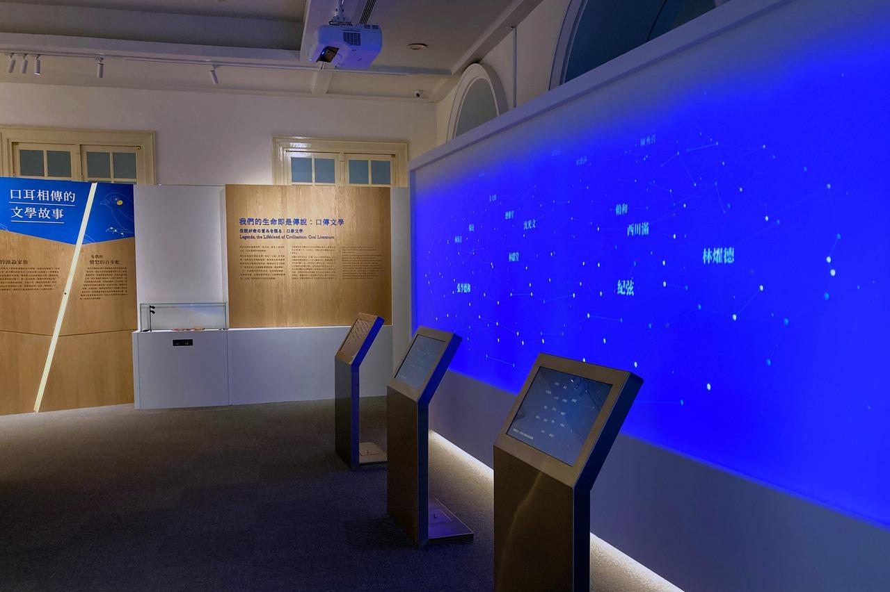 全臺最大文學遊樂場,就在臺文館—「文學力─書寫LÁN臺灣」常設展   閱讀專題   閱讀