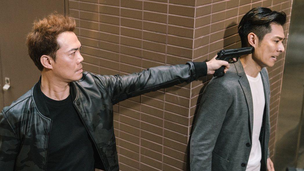 「無間行者之生死潛行」於11月27日上映。圖/華映提供