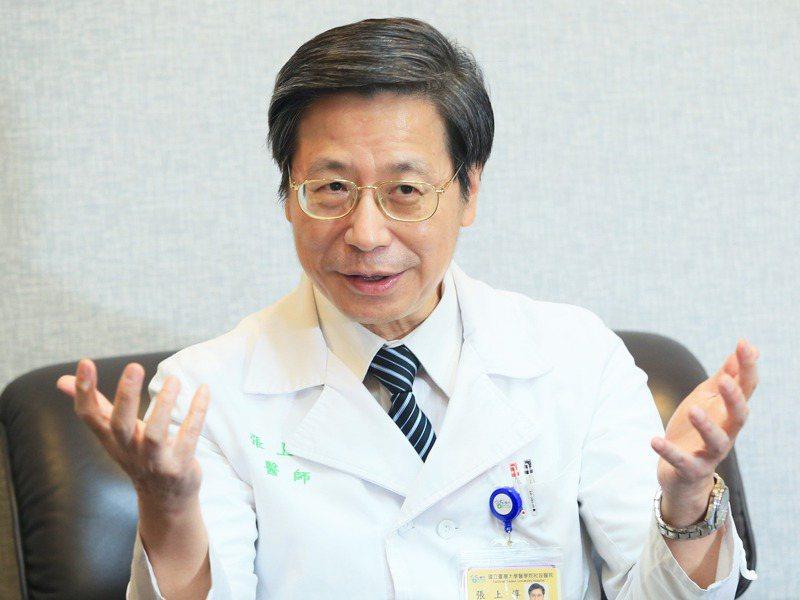 台大副校長、醫學院評鑑委員會(TMAC)主任委員張上淳表示,學士後醫的師資和設備必須馬上到位,不該倉促上路。圖/聯合報系資料照片