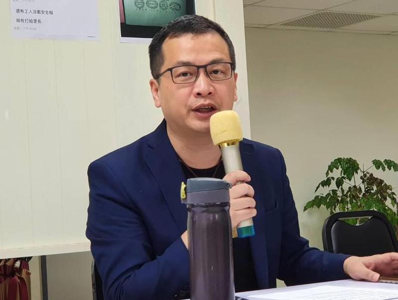 國民黨革實院院長羅智強。圖/聯合報系資料照片