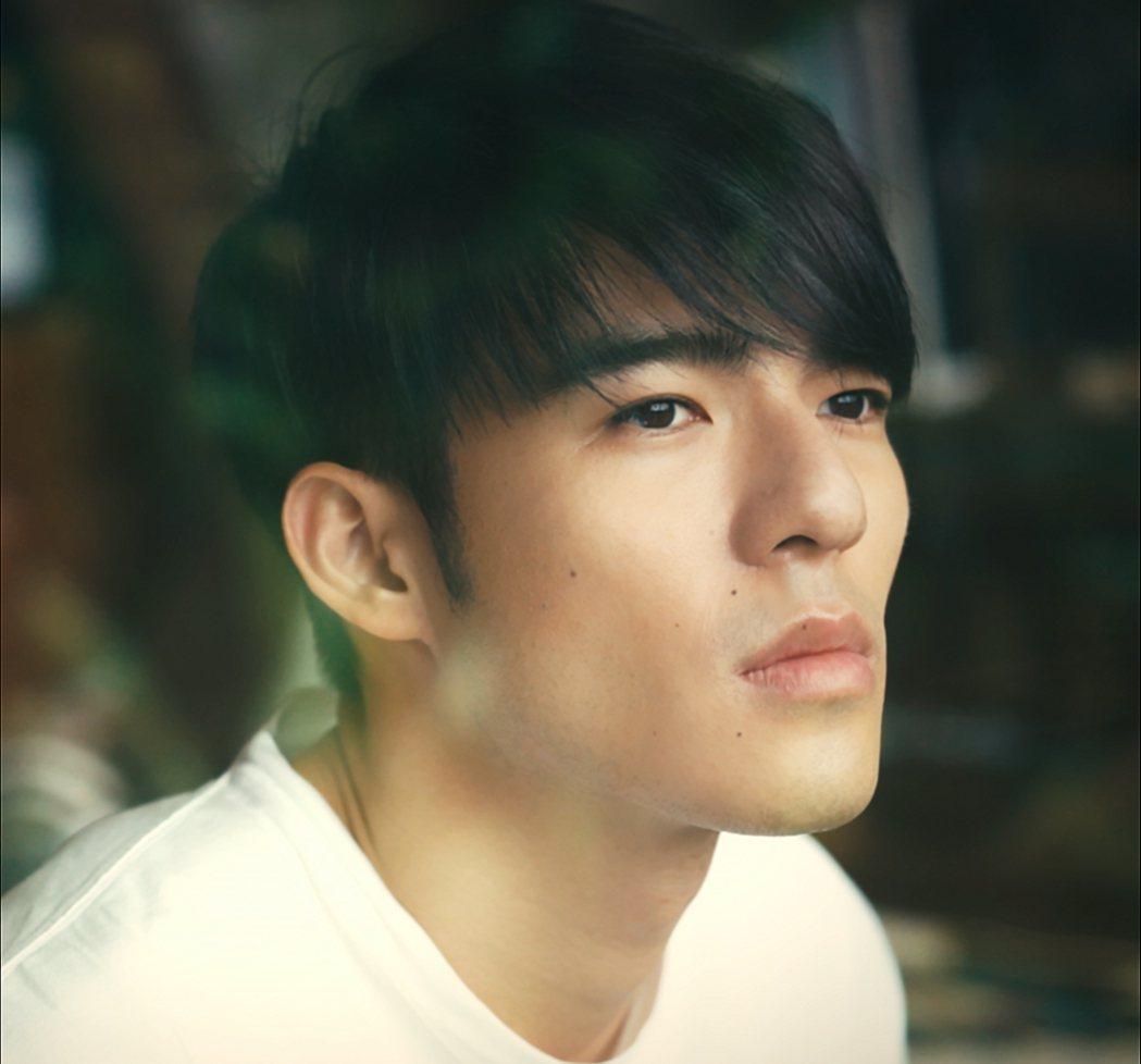 陳昊森因演出電影「刻在你心底的名字」爆紅。圖/華研國際提供
