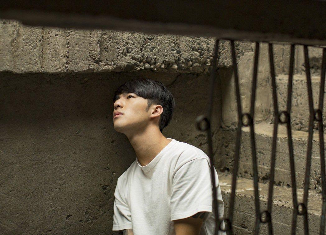 陳昊森以電影「刻在你心底的名字」角逐本屆金馬新人。圖/華研國際提供