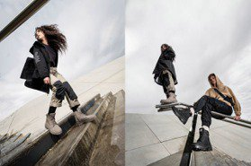 Palladium為女孩打造專屬靴款 穿上就有逆天長腿