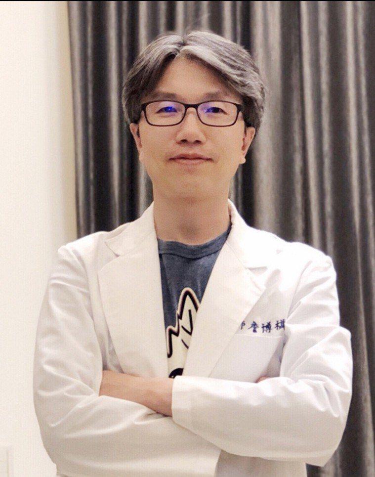 彰化秀傳醫院睡眠中心主任 詹博棋醫師 圖/秀傳醫院 提供