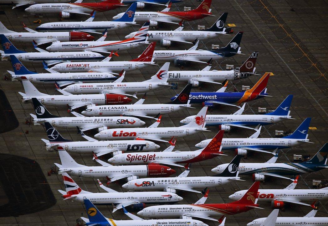 米倫伯格下台之前,737 Max的停飛風暴就已讓生產線停擺、大量新機無法交機、取...