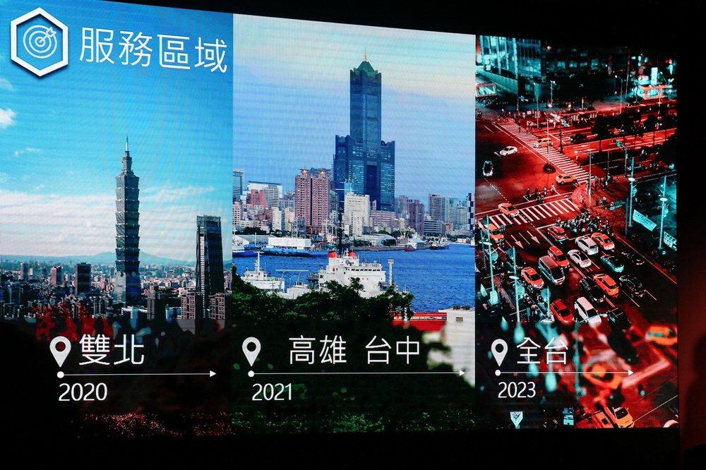 yoxi計畫2023年擴展全台。 記者陳威任/攝影