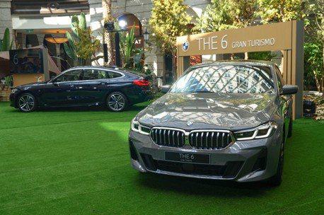 品味生活質感 BMW 6 Series Gran Turismo 單一車型368萬起登台上市!