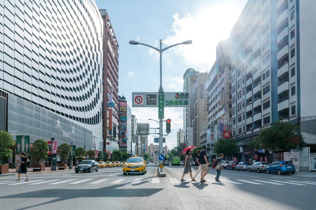 大立百貨轉型為生活品味空間。 圖片提供/聯上建築