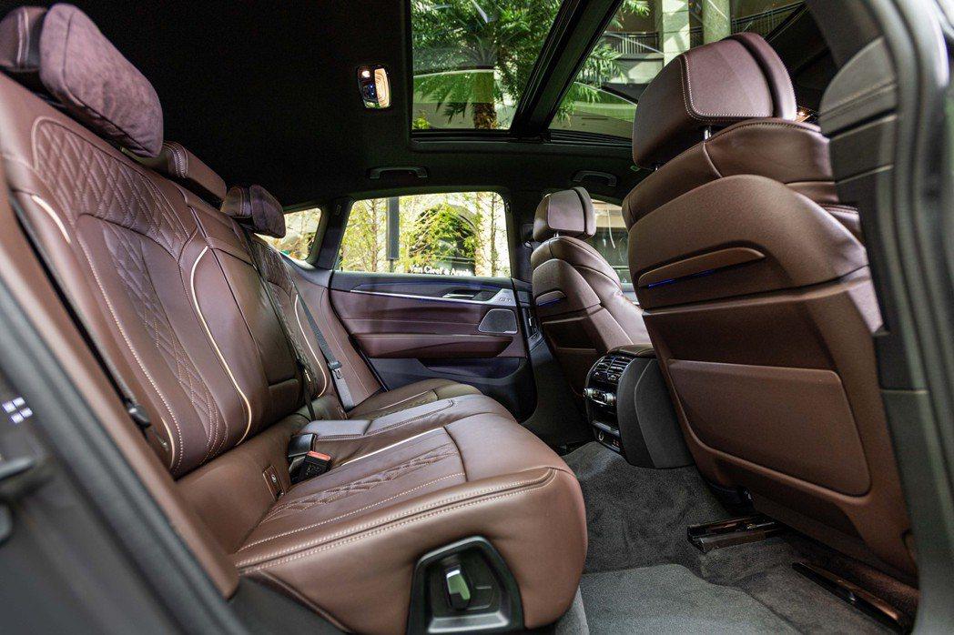 全新BMW 6 Series Gran Turismo擁有如同頭等艙的豪華寬敞車...