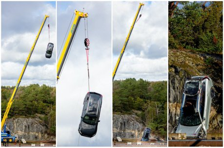 Volvo超大手筆一口氣砸掉10輛車 背後原因令人敬佩!