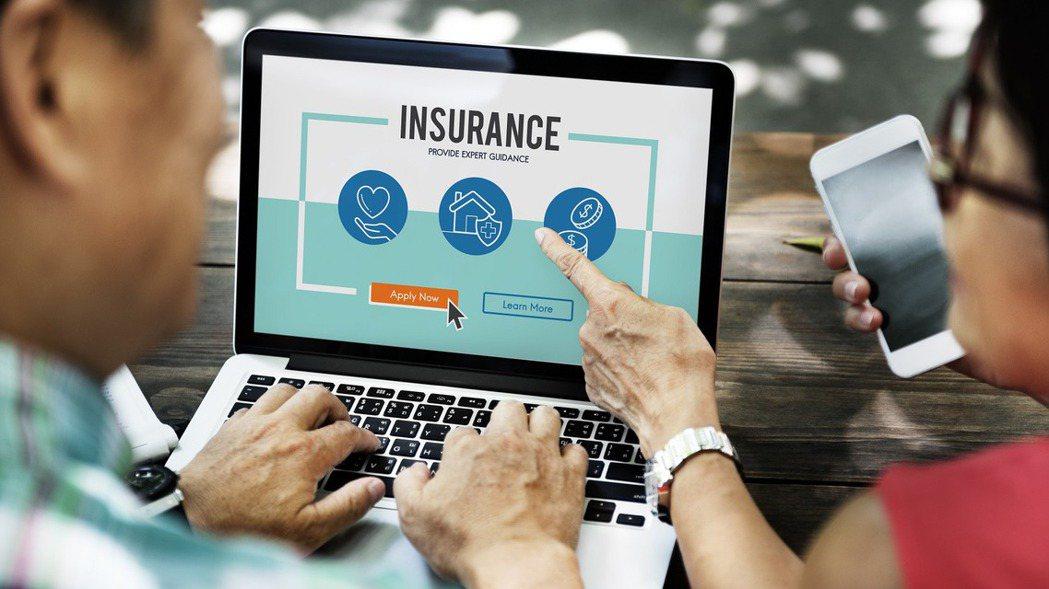 示意圖。小花保險平台+/提供