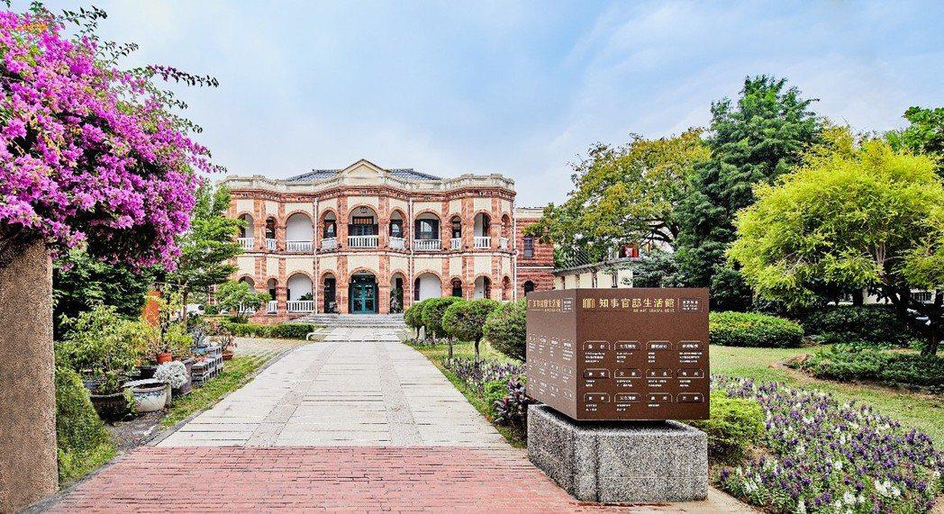 知事官邸生活館開幕成為融合時尚文化的台南古蹟新地標。知事官邸生活館提供