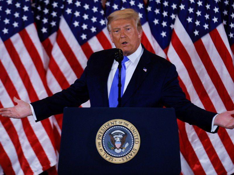 美國總統大選結束已半個月,現任總統川普迄今仍未承認敗選。路透
