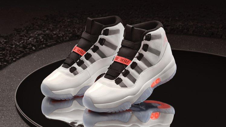 Air Jordan XI Adapt的推出則將這一經典球鞋推向了未來,也是這系...
