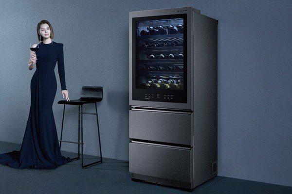 把酒窖搬進家中 LG SIGNATURE智慧溫控冰酒櫃全新登台