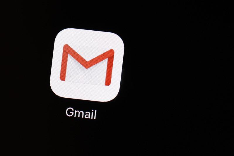 研究顯示,英國人每日送出6,400萬封「不必要」的電郵,使二氧化碳排放增加數千噸。示意圖。美聯社