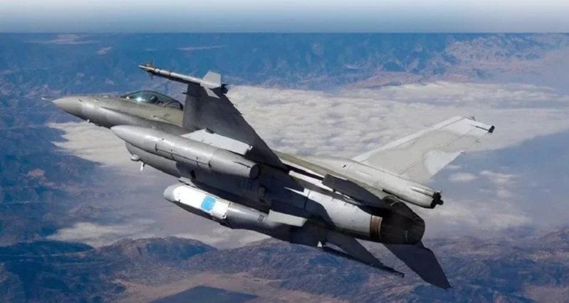 美國空軍也選擇DB-110機載偵察系統,並用於多國外國軍購銷售。圖/Collins Aerospace