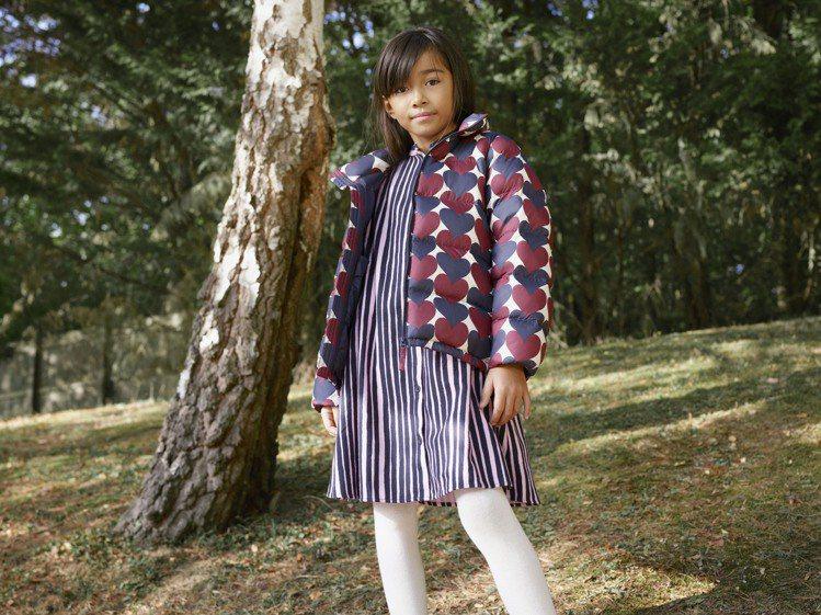 UNIQLO X Marimekko節日限定系列11月27日起上市。圖/Mari...