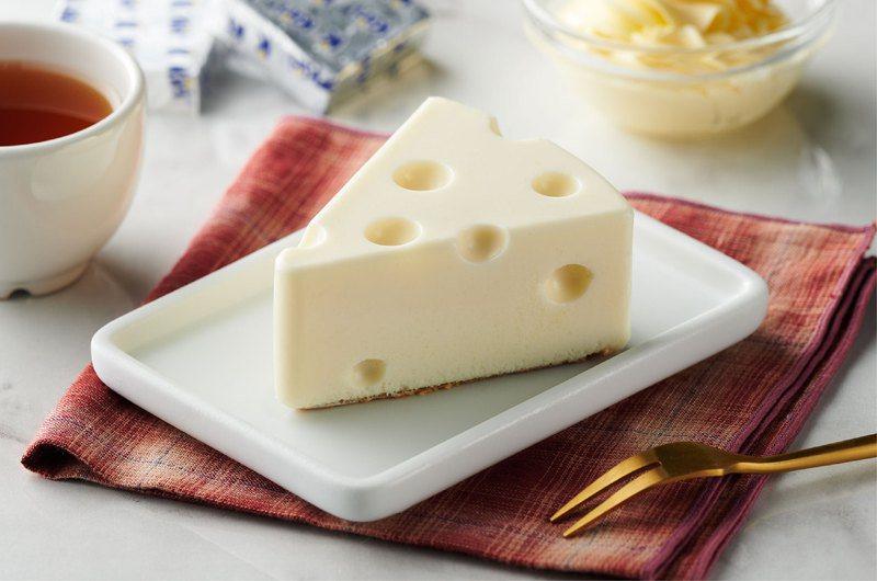 一塊乳酪蛋糕,建議售價69元。圖/全聯福利中心提供