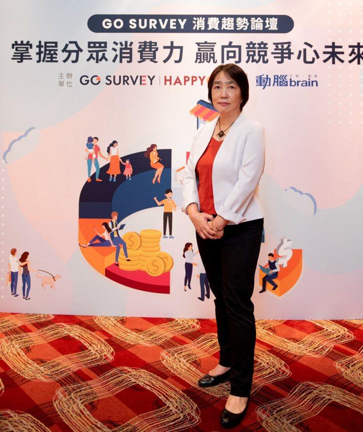 鼎鼎聯合行銷總經理梁錦琳表示,後疫情時代以市調、數據分析搭配精準的數媒操作是獲客...