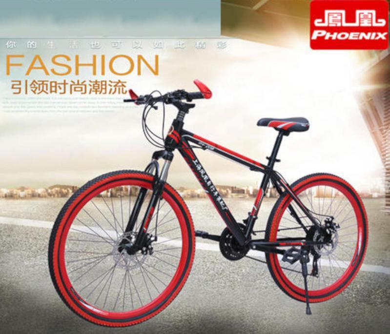 大陸自行車企業訂單暴漲,上海鳳凰手邊訂單已經排到明年6月。圖/上海鳳凰官網