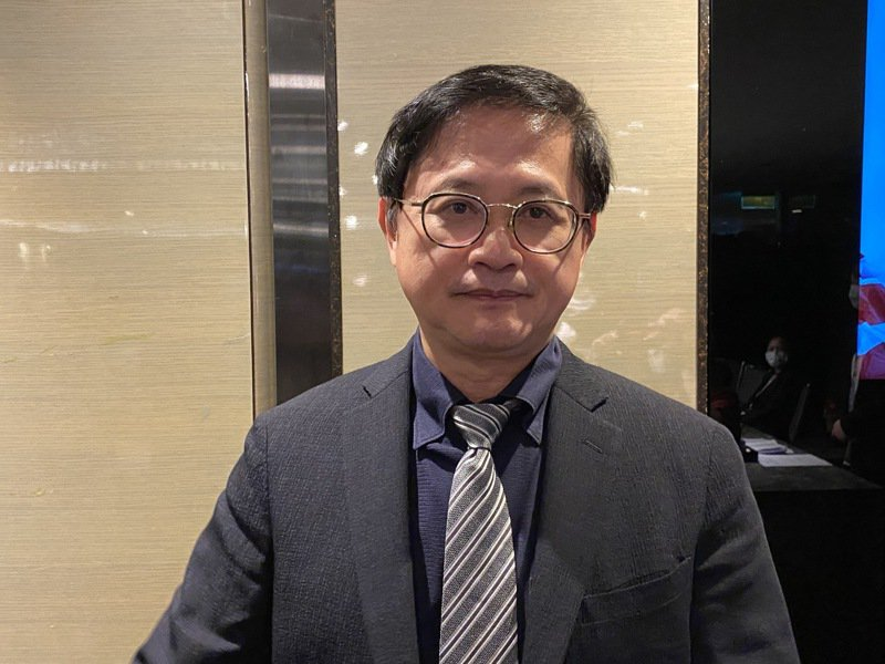 和碩董事長童子賢。  記者吳凱中/攝影