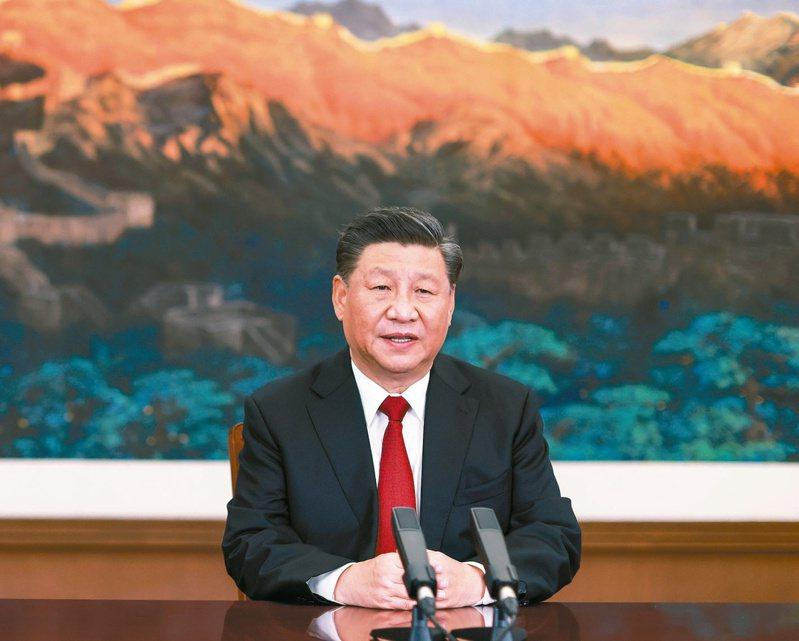 大陸國家主席習近平(本報系資料庫)