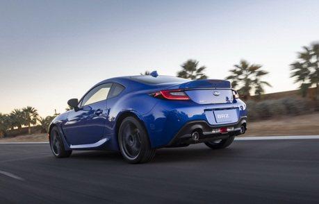 升級2.4升引擎228匹馬力!第二代Subaru BRZ正式發表