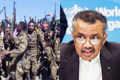19日,衣索比亞中央政府卻公開譴責出身提格雷族的WHO秘書長譚德塞,指控其「近期...