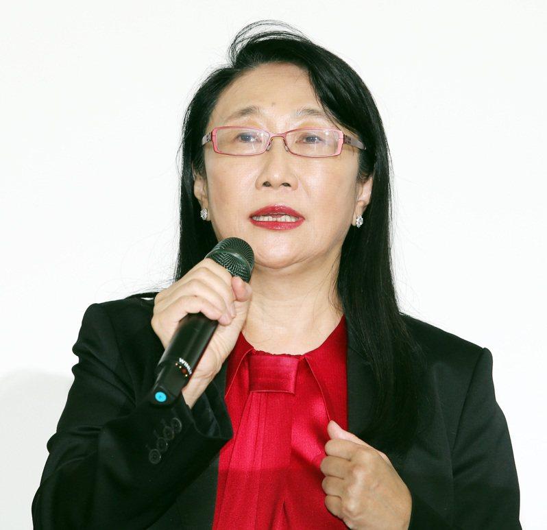 圖為宏達電董事長王雪紅。記者杜建重攝影/報系資料照