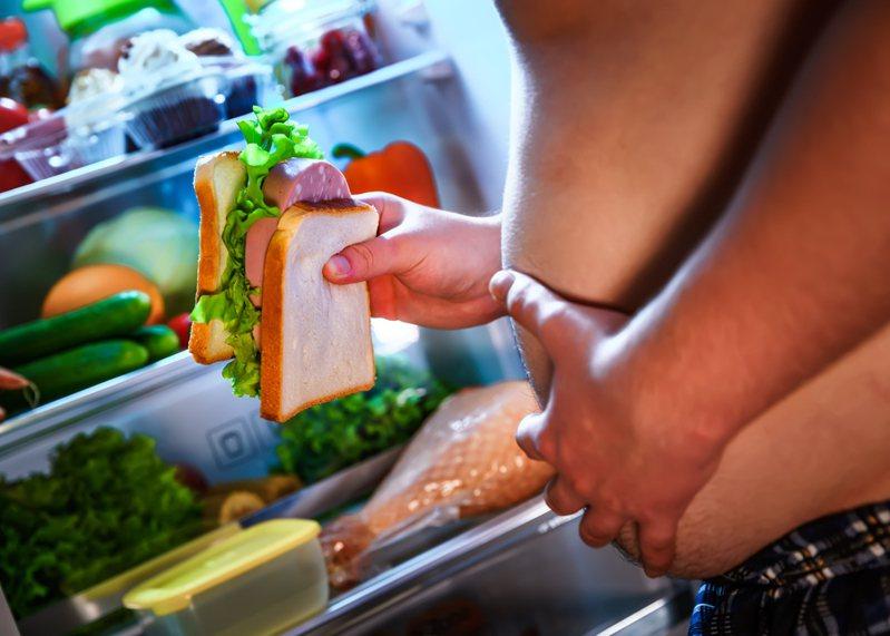 為何日韓人普遍偏瘦?一名網友就回應認為,台灣人一天4餐又愛喝手搖飲料,「隨便吃都超過基礎代謝」。圖片來源/ingimage