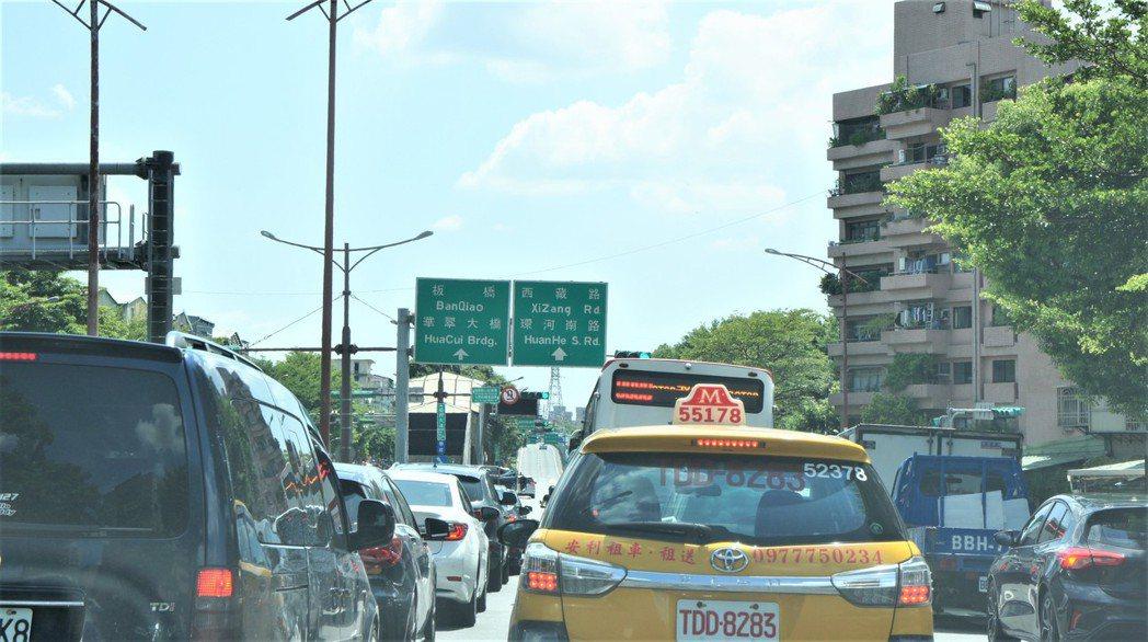 一橋之隔價差誘因,購屋前進新北市大板橋。圖/倪子仁提供
