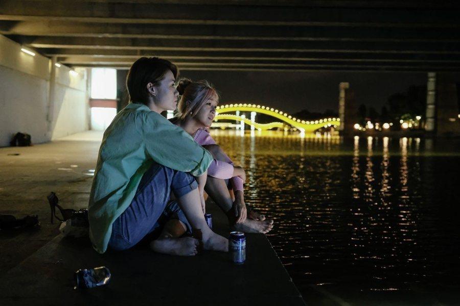 《迷走廣州》劇照。 圖/金馬影展