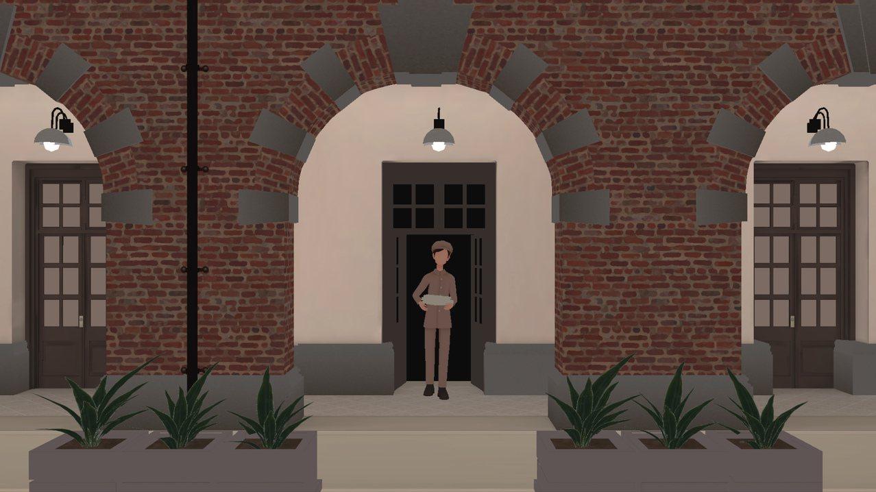 研發2年數位遊戲「1940」 號召特務玩家尋回臺文館失竊文物