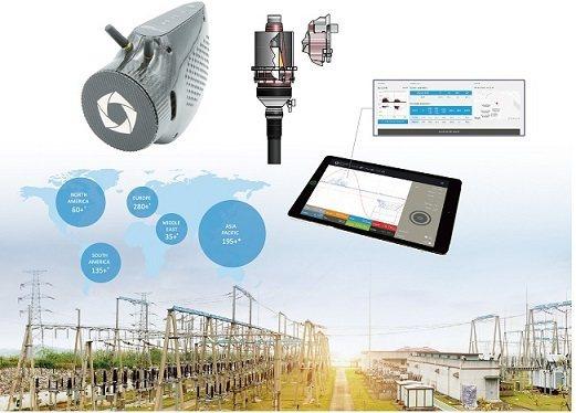 日煬總代理PRY-CAN輸配電系統管理,方便有效進行太陽能資產管理。 日煬/提供