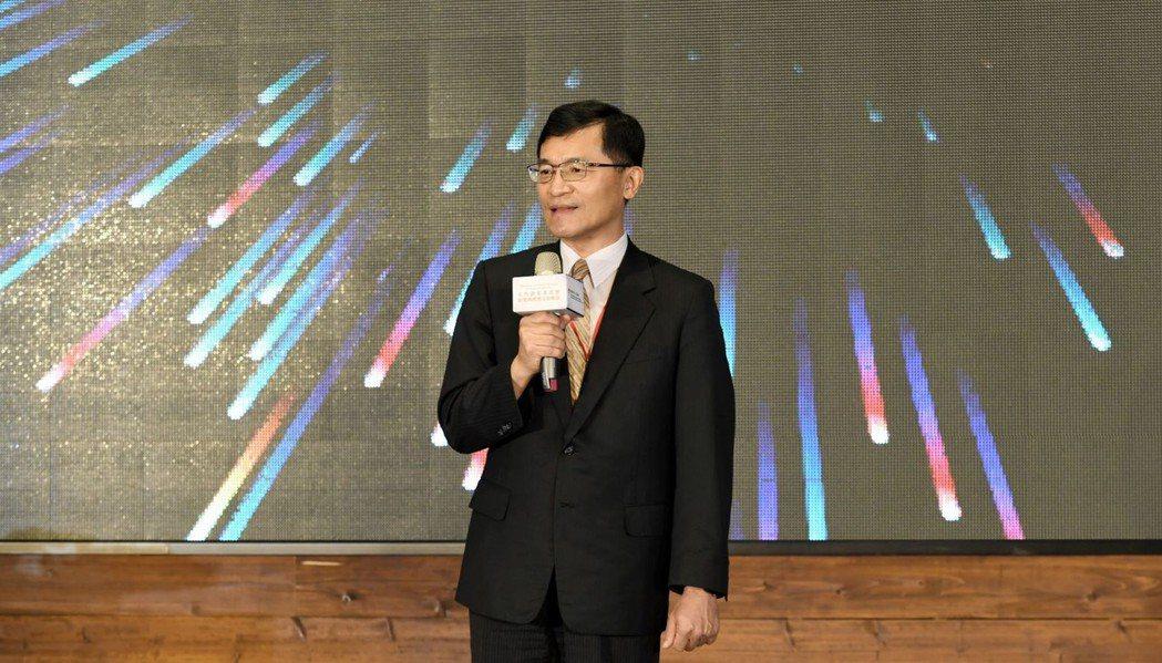 經濟部中小企業處處長何晉滄。 中小企業處/提供