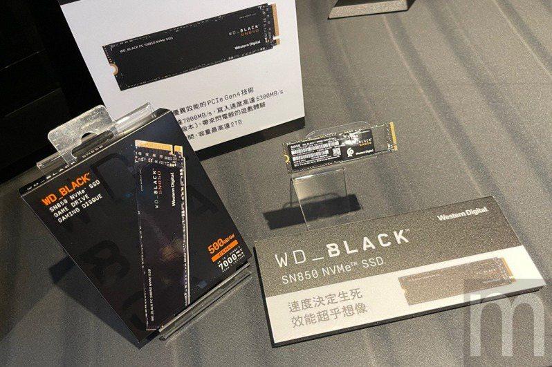 為玩家而生 Western Digital推三款WD_BLACK系列高速SSD   週邊消息   找新聞