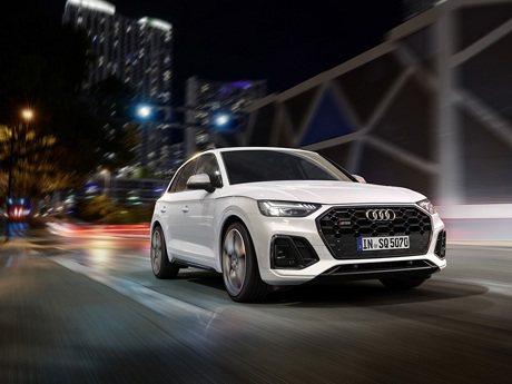 外觀、動力全面升級!2021 Audi SQ5 TDI小改款正式發表!